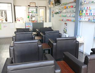 白熊藥局(馬場薬局)甘木店