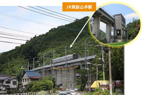 JR筑前山手駅